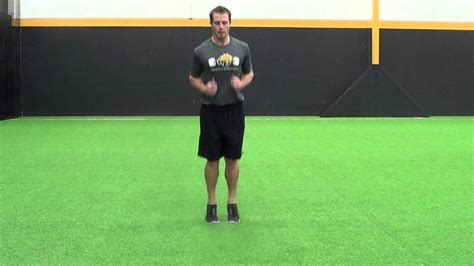 Webster Strength - Low / High Pogo Jumps - YouTube