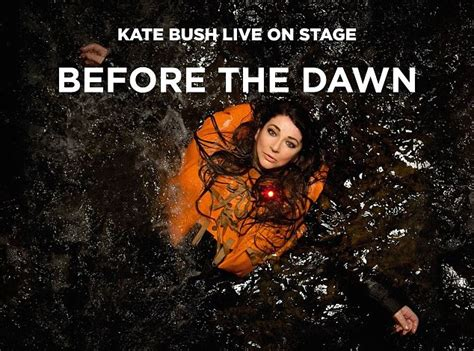 Kate Bush Apologises for Insensitive 'Lost at Sea' Poster