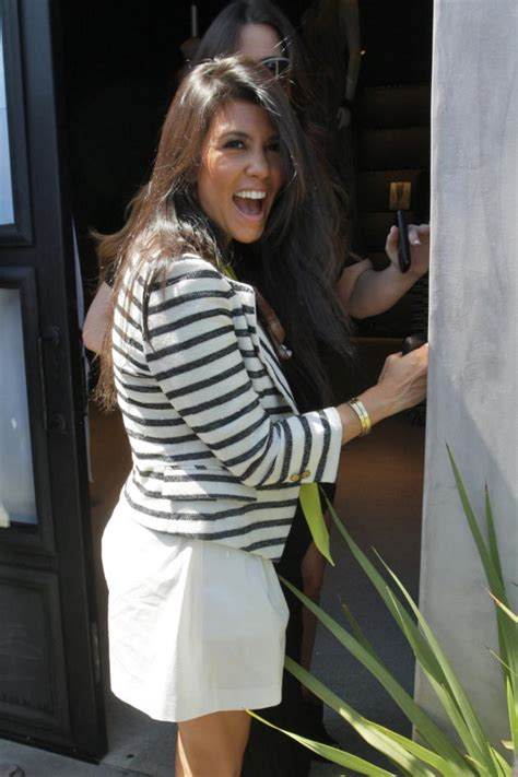 Kourtney Kardashian - The Hollywood Gossip