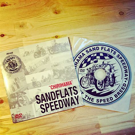 "On Any Sunday BLOG: CYCLE HEADZ MAGAZINE presents ""Sand Flats Speedway"" Official DVD"