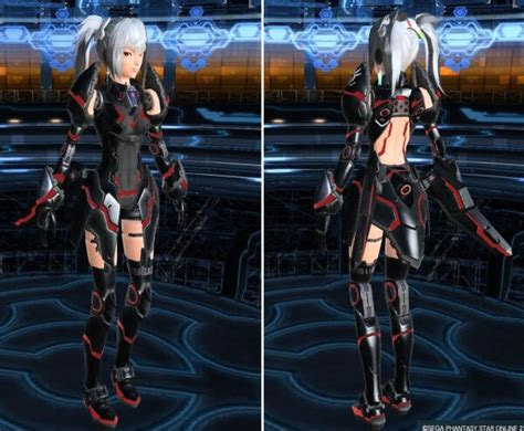 PSO2 キャス子パーツ一覧 - Togetter