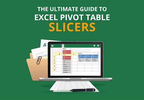 The Ultimate Guide to Excel Pivot Table Slicers - Free