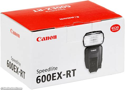 Canon 600EX-RT Review