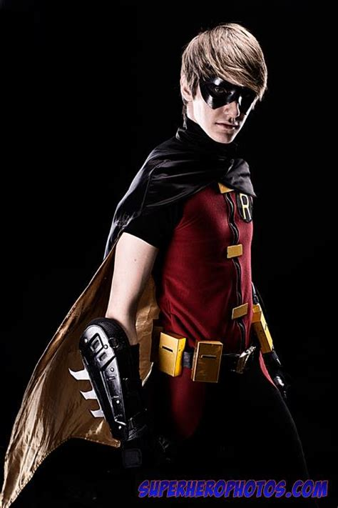 Salute to Sexy Male Cosplay: A Boy Wonder, Treasure