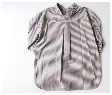 GYMPHLEX ジムフレックス 2 Color Stripe Shirts シャツ