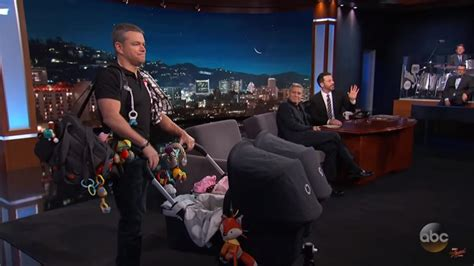 George Clooney 'Debuts' His Twins With the Help of Manny