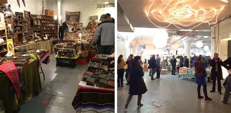 Hip Holiday Markets and Indie Pop-Up Shops in Manhattan