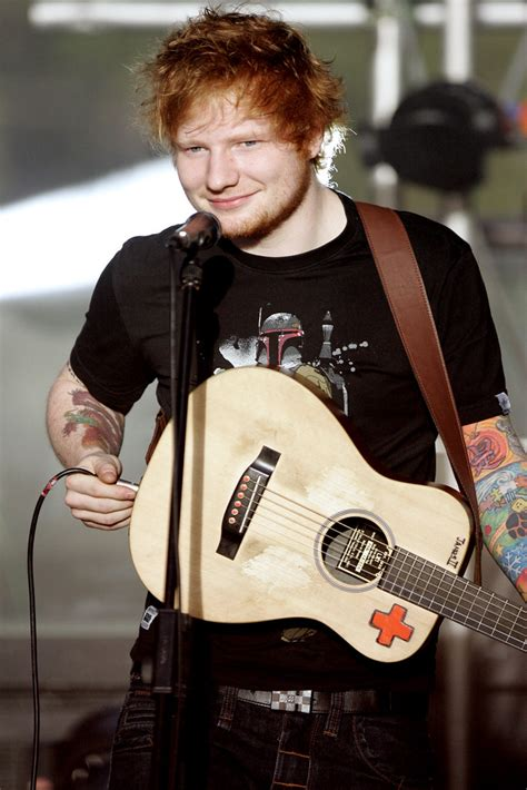 Ed Sheeran | At the age of 21, Ed Sheeran has achieved what … | Flickr
