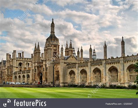 Picture Of Kings College Chapel