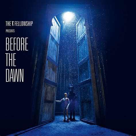 BEFORE THE DAWN LIVE 2014 - CD and vinyl sets released