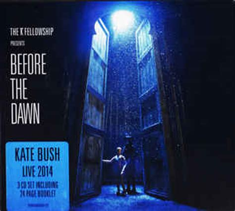The KT Fellowship, Kate Bush - Before The Dawn   Discogs