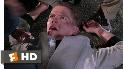 Back to the Future Part 2 (11/12) Movie CLIP - Marty Gives