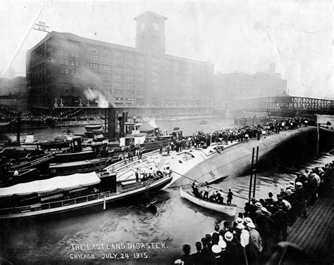 Eastland Disaster - What happened