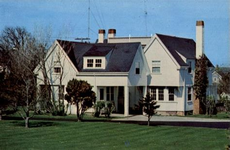 The Summer Home Of The Late John F