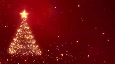 Christmas Background with Bright Snow Stock Footage Video (100% Royalty-free) 11746622