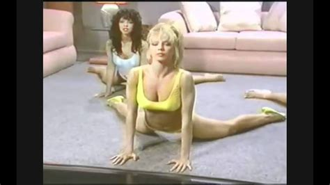 80s/90s Bizarre and Sexy Fitness Video Montage 2! Tight