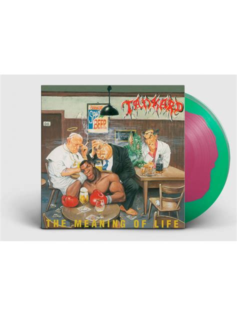 TANKARD - The Meaning Of Life * LP